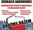 Dziś manifestacja Związku Nauczycielstwa Polskiego