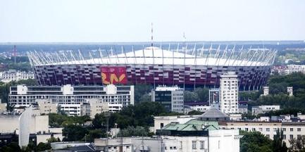 Sobotni mecz Polska - Gruzja na Stadionie Narodowym. Zmiany w komunikacji