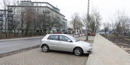 Więcej miejsc parkingowych na Mokotowie. Jest nowy parking