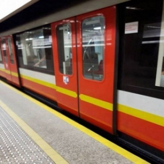 Warszawskie metro. Fot. WawaLove.pl