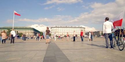 """Warszawa: miasto, które co roku zatrzymuje się na minutę. Godzina """"W"""" w stolicy"""