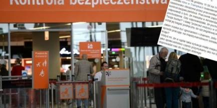 """Pracownik lotniska obraził reżyserkę z Holandii? Rzecznik lotniska: """"jej bagaż został losowo wytypowany do kontroli"""""""