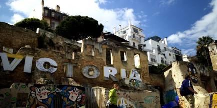 Neon Hotelu Victoria znaleziony w Lizbonie