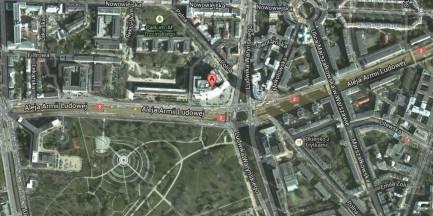 Alarmy bombowe w stolicy!