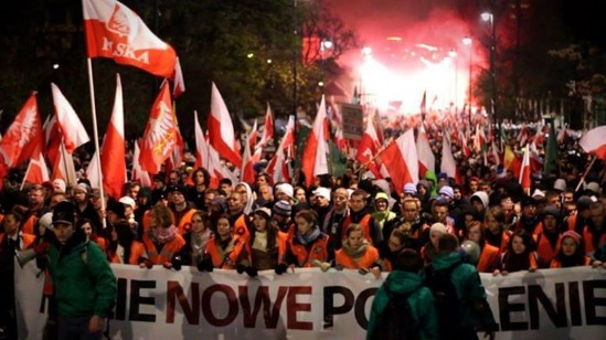 fot. Marsz Niepodległości /fb