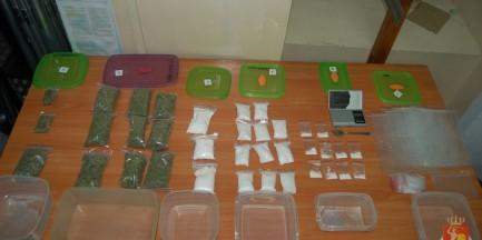 Kilogram narkotyków nie trafi na rynek