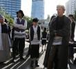 Aktorzy Teatru Żydowskiego grają na ulicy!