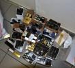 Nielegalny towar za ponad 560 tysięcy złotych w Wólce Kosowskiej