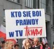 """Marsz """"Obudź się Polsko"""" w obiektywie"""