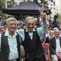 Pierwszy i ostatni koncert Holocaust Survivors Band w Warszawie [GALERIA]