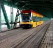 Ogień pod mostem Gdańskim!