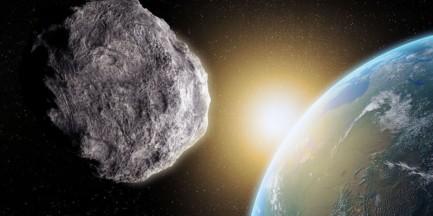 Zobacz planetoidę, która minie Ziemię o włos!