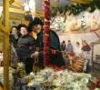 Jarmark świąteczny na Barbakanie [ZDJĘCIA]