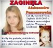 Zaginęła 21-letnia Ola z Żoliborza