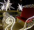 Świąteczna iluminacja na ulicach Warszawy