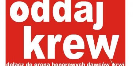 W poniedziałek oddaj krew na Targówku