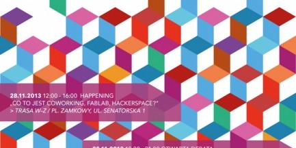 Nowe Miejsce: warszawskie przestrzenie twórczej współpracy