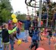 Nowoczesny plac zabaw otwarto w Falenicy [ZDJĘCIA]