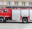 """Ogień w mieszkaniu przy Mikołajskiej. """"Możliwe podpalenie"""""""
