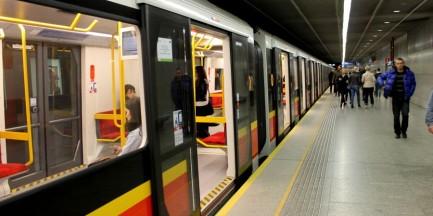 Śmierć na stacji Wawrzyszew. Utrudnienia w metrze do wieczora