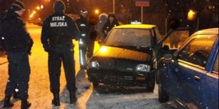 Pościg za pijanym kierowcą na Targówku
