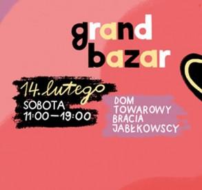 GRAND BAZAR - targi mody w Domu Towarowym Braci Jabłkowskich