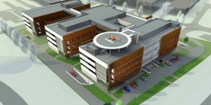 Ruszyła budowa szpitala południowego