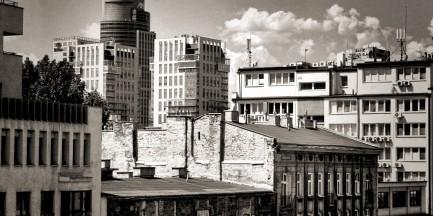 Biznesowa wizja przyszłości Warszawy