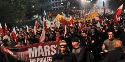 11 zgromadzeń, w tym 3 marsze