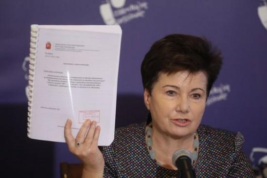 Prezydent pół roku temu zwróciła się ministra sprawiedliwości z prośbą o delegalizację ONR. Fot. Paweł Supernak/PAP