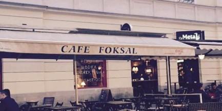 """""""Antysemityzm w Polsce jest jak nowotwór"""". Mikołaj Lizut i Ryszard Schnepf zapraszają do Cafe Foksal"""