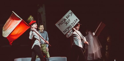 Dzień Świra opera/musical - na deskach teatru