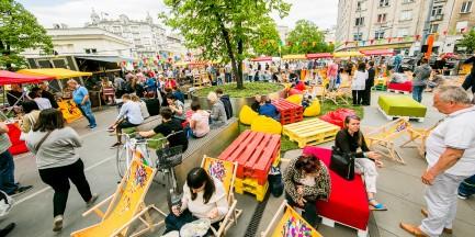 Trzecia edycja festiwalu kultury hiszpańskiej Streets of Spain na Placu Unii Lubelskiej