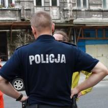 Policjanci sprawdzali za długo. Przepadła wizyta u lekarza-specjalisty