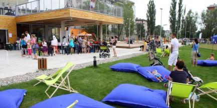 Skwer Sportów Miejskich zaprasza na weekendowe wydarzenia