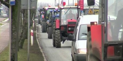 Rolnicy zablokują Warszawę. Marsz gwiaździsty jednak się odbędzie