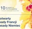 Dzień Otwarty w Ambasadzie Niemiec i Ambasadzie Francji