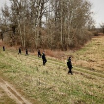 Makabryczne znalezisko na Białołęce. Ludzkie szczątki przy Kępie Tarchomińskiej