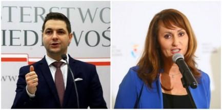 """Wiceminister krytykuje komunikację miejską w stolicy. Kaznowska: """"zachęcam do rezygnacji z limuzyny"""""""