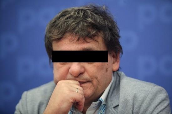 Piotr. T., znany specjalista od wizerunku politycznego Fot. PAP/Jakub Kamiński