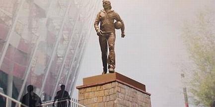 Odsłonięcie pomnika Kazimierza Górskiego w październiku