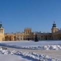 Pałac w Wilanowie. Fot. Cukiernia Królewska w Wilanowie
