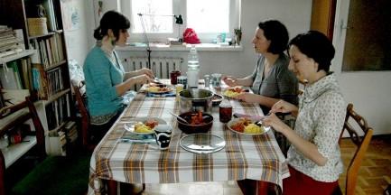 Warszawiaku, zaproś cudzoziemca na obiad
