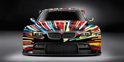 Kolorowe BMW Andy Warhola w stolicy! [ZDJĘCIA]