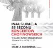 Nowy sezon Koncertów Chopinowskich w Łazienkach!