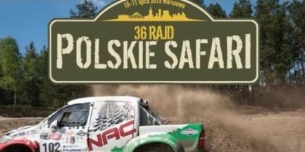 36. rajd Polskiego Safari wystartuje w Warszawie