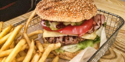 Nowe miejsce: Town Burger