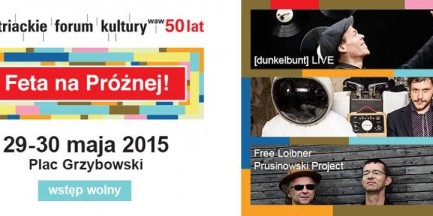 """Odwiedź """"Fetę na Próżnej"""". Austriackie Forum Kultury świętuje 50-lecie"""