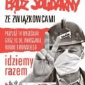 """Prezydent Warszawy: """"Nie bierzcie warszawiaków za zakładników!"""""""