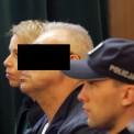 Sławomir B. podczas rozprawy o podwójne zabójstwo . Fot. Przemek Wierzchowski/Agencja Gazeta